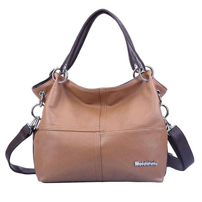 Big Sale Women Handbag Special Offer PU Leather Brand Womens Messenger Bag Patchwork Vintage Shoulder Crossbody Bags tote bolsas - Anny Boutique Store store