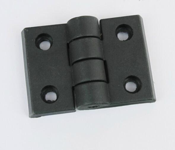 Aluminum Profile Accessories Nylon Hinges Black For 3040 Aluminum Profile(China (Mainland))