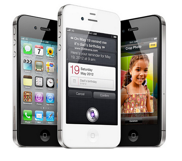 Original Iphone 4S A4S I4S Factory Unlocked Cell Phone IOS 1080P Dual Core 8MP WIFI WCDMA Apple 4s Mobile phone(China (Mainland))