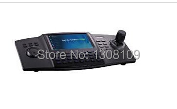 DS-1100KI Original English Device Network Keyboard Support 15 operators, and each user is allowed to operate 256 devices(China (Mainland))