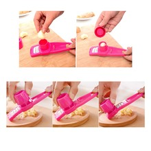 Multi Functional Mini Ginger Garlic Grinding Grater Planer Slicer Cutter Cooking Tool Kitchen Utensils Accessories(China (Mainland))