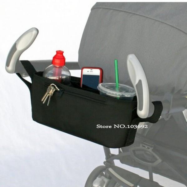 Новинка детская коляска мешок многофункциональный коляски организатор бутылочку