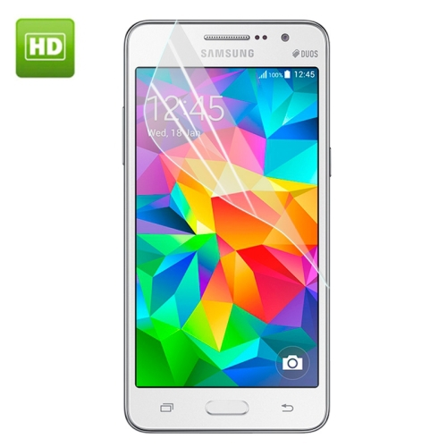 On Sale HD Mobile Phone Screen Protector Film for Samsung Galaxy Grand Prime / G530H (Taiwan Material)(China (Mainland))
