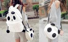 2014 New Sweet Fashion Cross-body HandbagPanda Lash package Ladies Bowknot Shoulder Bag YL*B419#M1(China (Mainland))
