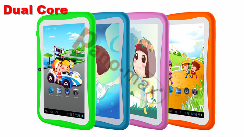 7 inch kids Tablet PC quadcore with Rockchips RK3126 for children