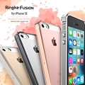 100 Original Ringke Fusion Case for iPhone SE iPhone 5S iPhone 5 Clear Slim Shockproof Protective