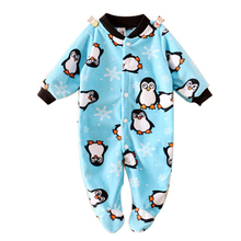 Free Shipping 2013 New Original Carter's Fox Romper, Kamacar Baby Long Sleeve Jumpsuit, Infant and Toddlers Overalls