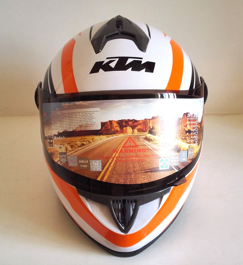ktm motorcycle off-road helmets/ racing warm helmet/riding off-road helmets/full face waterproof Sports Safety(China (Mainland))