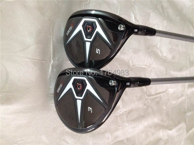 915F Fairway Woods 915F Golf Fairways Golf Clubs #3/#5 Regular&Stiff Flex DIAMANA 50 Graphite Shaft Come With Head Cover(China (Mainland))