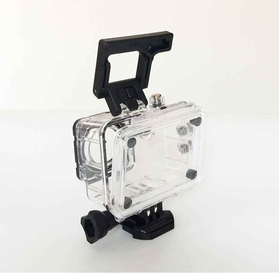 image for  Go Pro Camera Accessories Underwater Case Plastic  Waterproof Housing