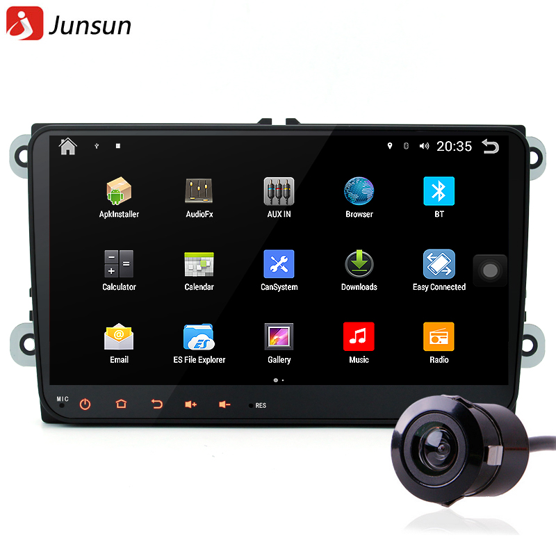 "Quad Core 9"" Car DVD Radio Audio Android 4.4 For Volkswagen GPS Navigation For VW GOLF Polo Bora CC JETTA PASSAT Tiguan SKODA(China (Mainland))"