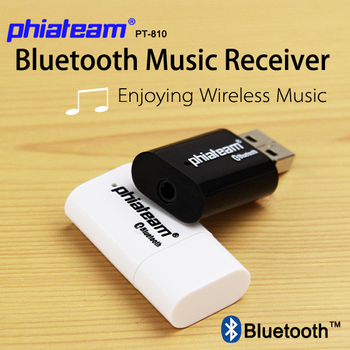 HOT SALE Factory free shipping USB Wireless Bluetooth Stereo Audio Music Receiver for iPod iPhone