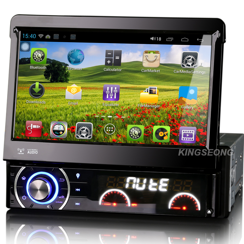 HD Dual-Core Android 4.1.1 car pc tablet 7inch 1 din car dvd gps radio stereo Head unit WiFi 3G IPOD DTV SWC bluetooth Free maps(China (Mainland))