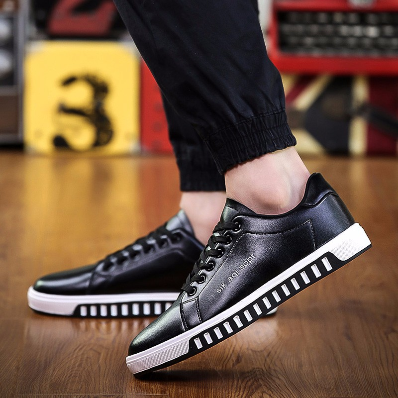 New Fashion High Quality Luxury Brand Footwear Design Genuine Leather Business Dress Men Casual shoes Loafers Male Formal Shoes