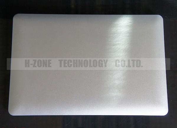 "13.3"" Ultra Thin Aluminium Metal Laptop notebook with Intel Core i3-3217U Dual-core 1.86Ghz 4G RAM & 128G SSD 8400mAh HZ-M2i(Hong Kong)"