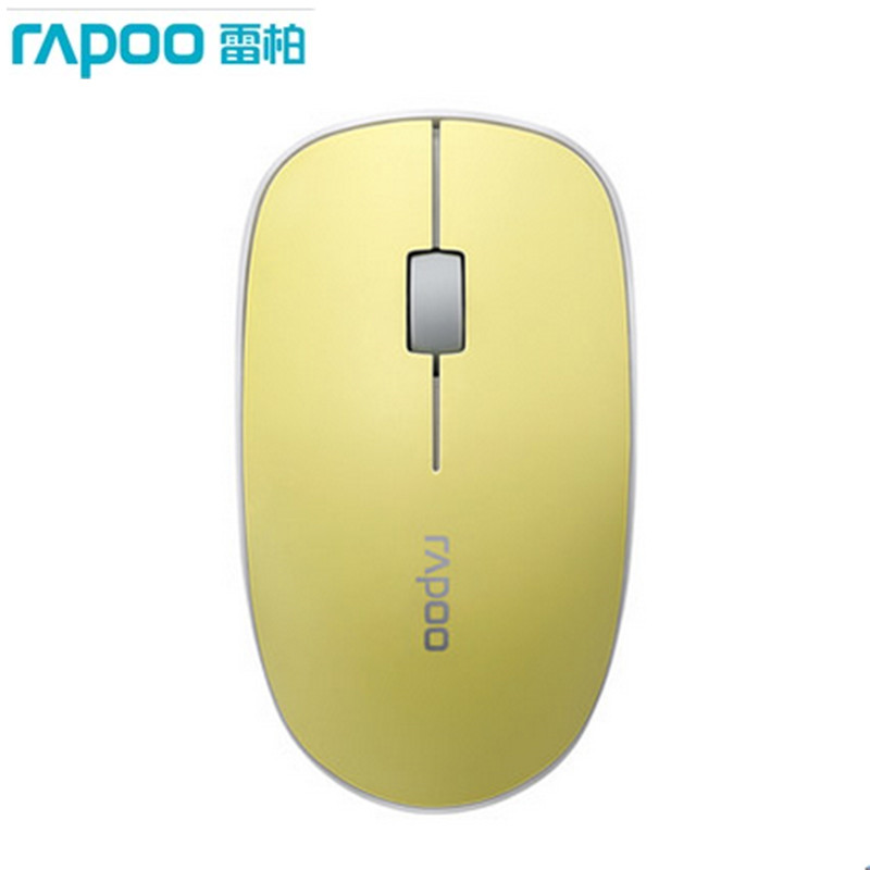 Rapoo 3520P 5.8G ultra-thin wireless mouse 1000DPI optical mouse portable office Mice For Computer PC Laptop Desktop(China (Mainland))