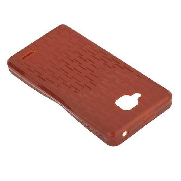 Tinysale Original Soft Silicon Cellphone Case Cover For Jiayu G3S G3 G3T G3C(China (Mainland))