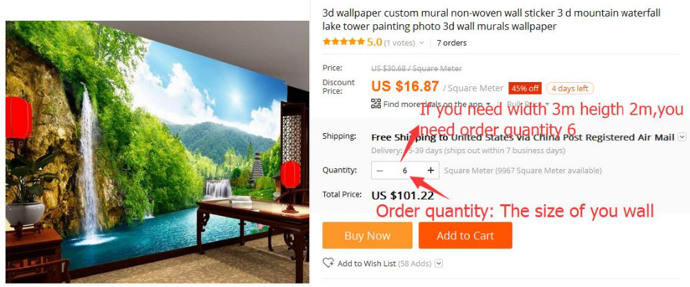 Buy 3d room wallpaper custom mural non-woven Wall sticker Blue peacock knife painting art porch  photo wallpaper for walls 3d cheap