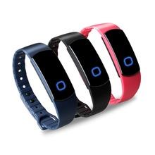 Diggro SH08 Smart Wristband Bracelet Bluetooth 4.0 Waterproof Wearable Sport Watch Pedometer Track Calorie Health Sleep Monitor