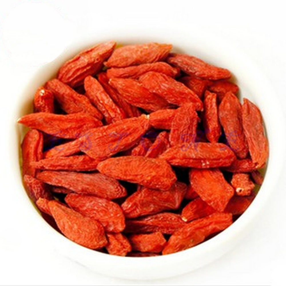 Гаджет  O123- Free Shipping 50g Authentic Premium Natural Wolfberry Organic Goji Berry Dry   None Еда