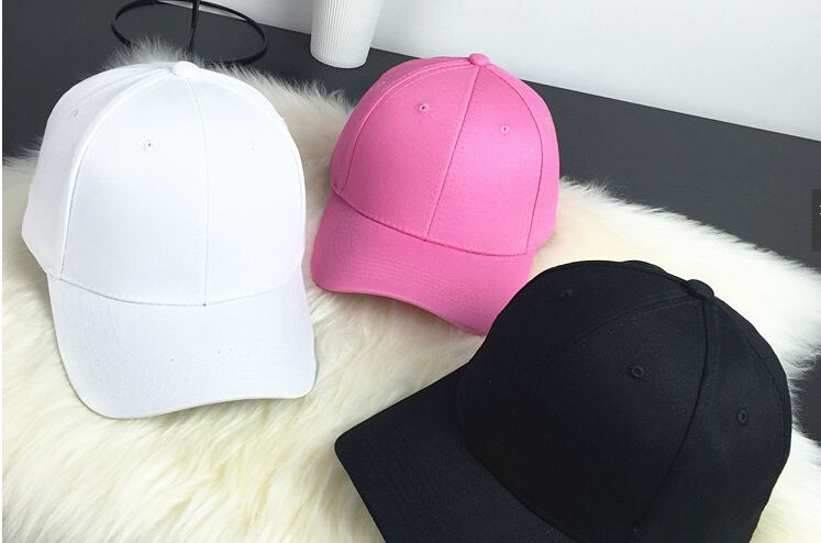 10pcs free shipping/2016-A154  basic solid baseball cap Men &amp; Women Outdoor leisure hatОдежда и ак�е��уары<br><br><br>Aliexpress