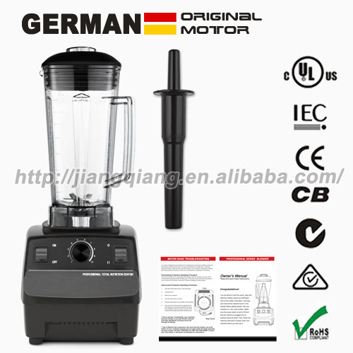 BPA free German technology food mixers 2200W 2L blender mixer electric juicer Buyer positive feedback Black FREE SHIPPING(China (Mainland))
