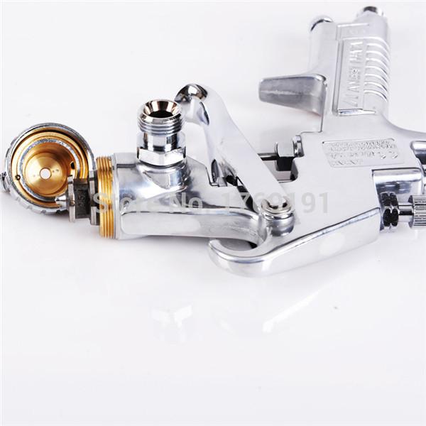 Купить Япония Сделала Anest Ивата W-77 Ручной Пистолет-распылитель краски автомобиля sray пистолет w-77Gravity Тип Краски Пистолет 2.0 2.5 3.0 мм (W-77-G)
