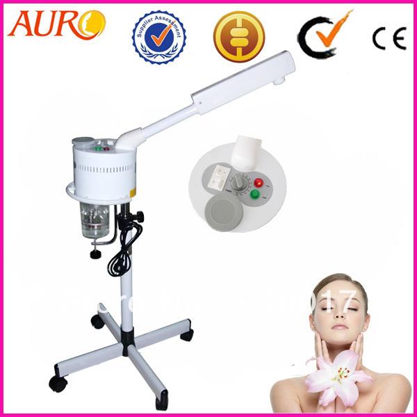 + 100% Guarantee!! Best Ozone face steamer / vaporizer beauty salon equipment timer Au-707 - Auro Beauty Equipment Dropshipping- Price store