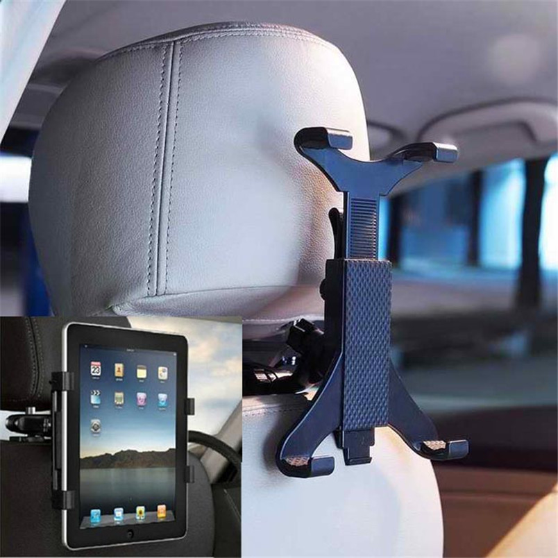 Reliable Car Back Seat Headrest Mount Holder for iPad 2/3/4/5 Galaxy Tablet PCs(China (Mainland))