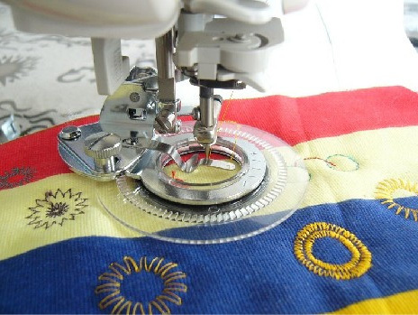 best embroidery and quilting sewing machine