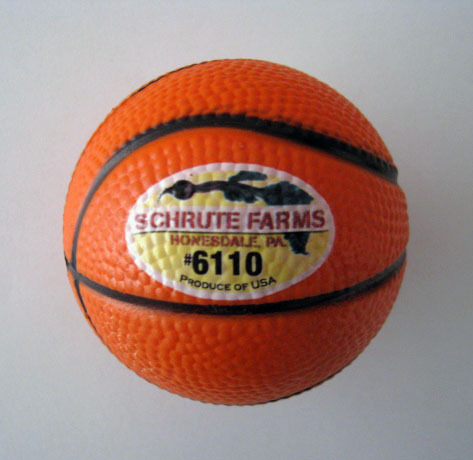 6.3cm dia custom pu foam material pu basketball stressball, basketball toy,promotion gifts,in printing your logo 50pcs/lot(China (Mainland))