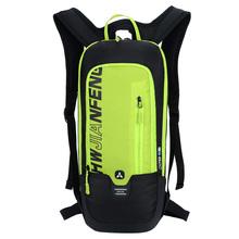 Buy Waterproof Nylon Men Women Backpack Outdoor Sports Bag Unisex 15L Travel Bag Mountain Camping Climbing Hiking Rucksack Wholesale for $17.29 in AliExpress store