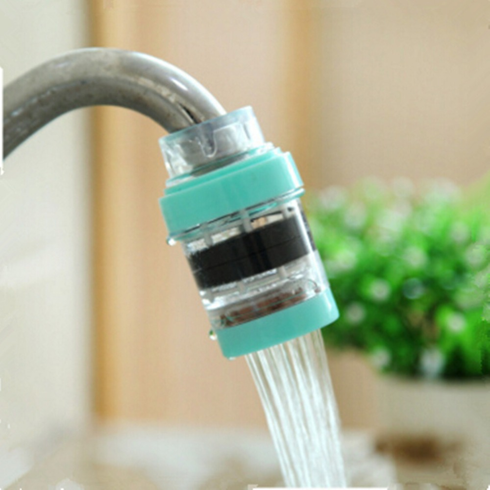 Home Kitchen Health Stone Magnetization Bathroom Faucet Water Filter Water Di