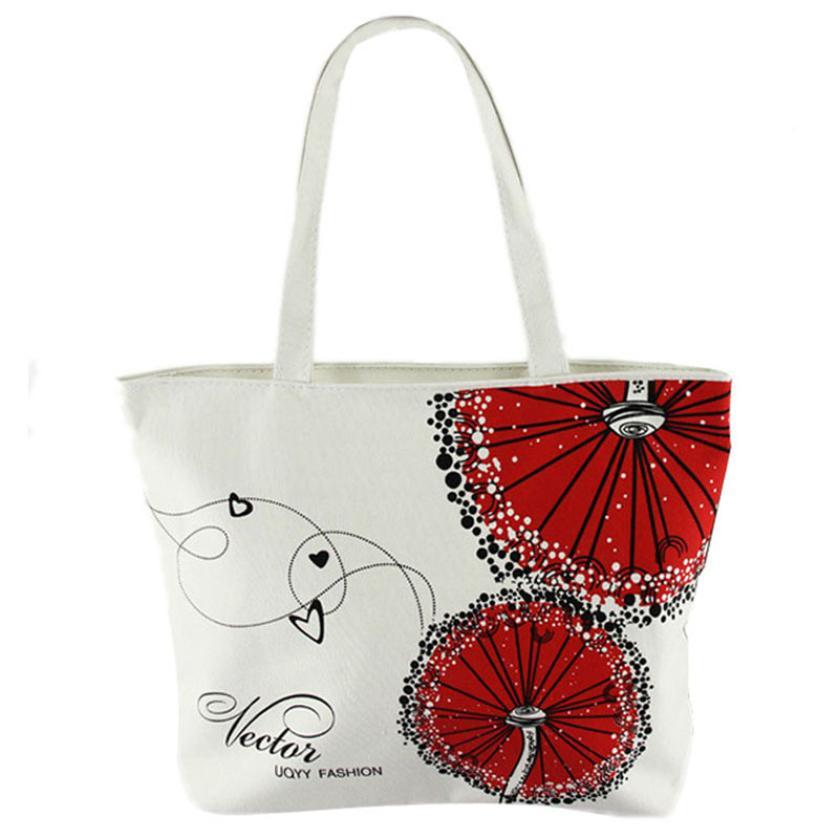 New High quality Womens Casual Totes Canvas Bags Umbrella pockets large beach travel shopping bag capacity Mom Shoulder bags(China (Mainland))