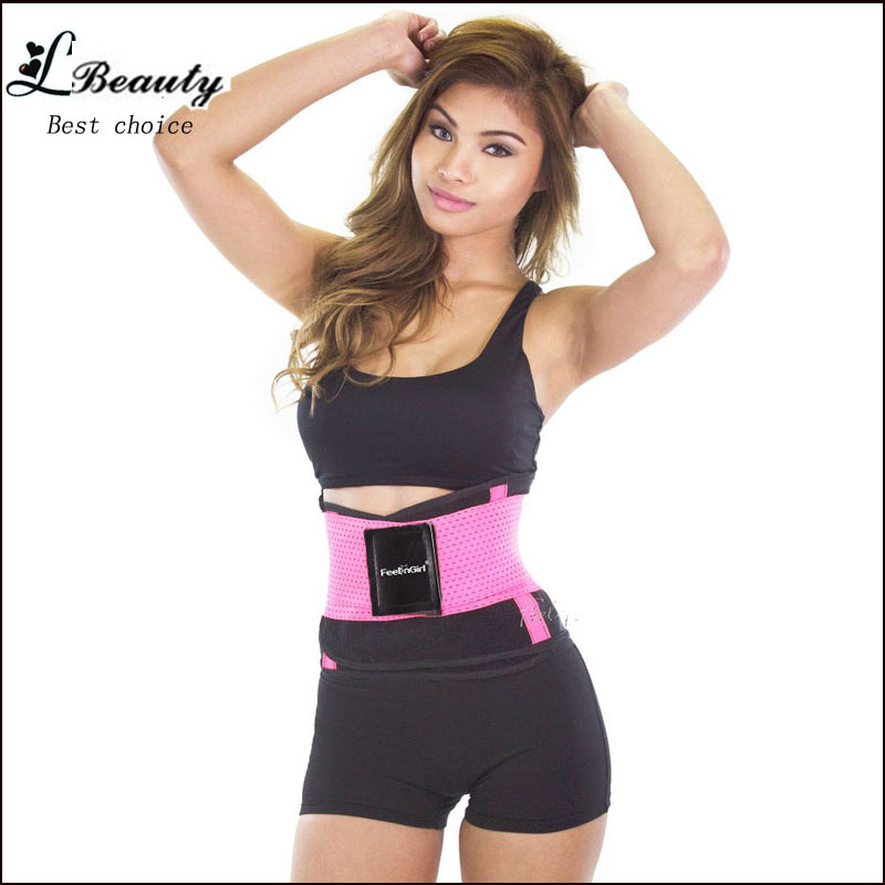 Neoprene Sports Miss Belt Waist Trainer Burn Fat Loss ...