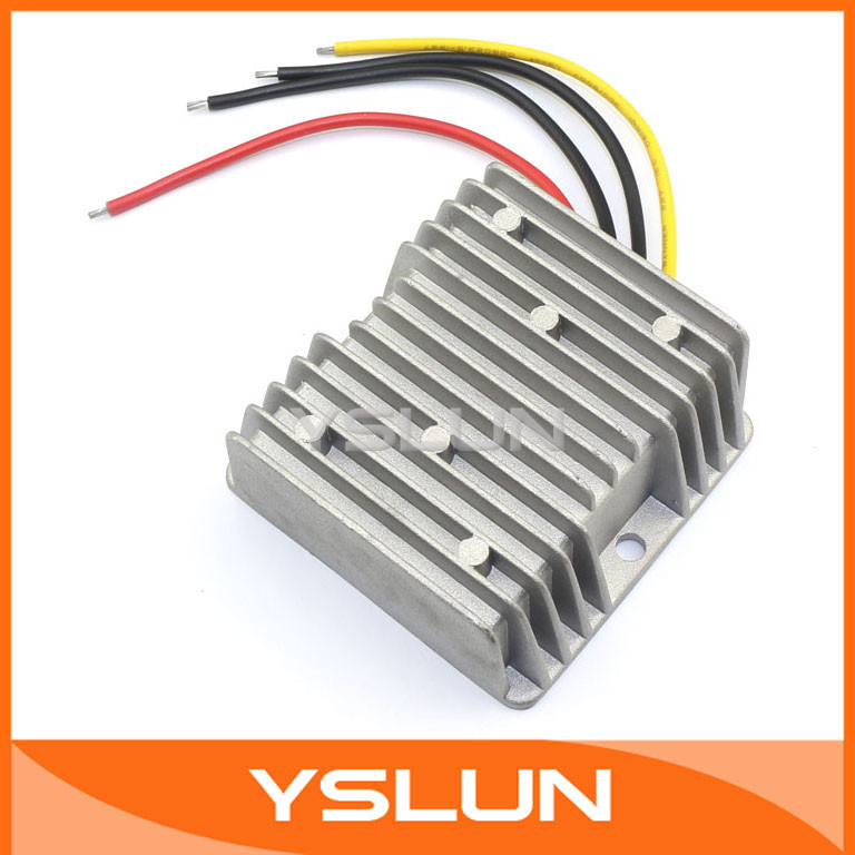 DC 12V/24V to 3.7V 10A Step Down Power Supply Regulators Buck Converter for Solar/Wind Energy/Battery and DIY etc #090070<br><br>Aliexpress