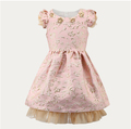 hot sell Retail 2016 girl dress High quality goods clothing autumn and winter princess dresses party
