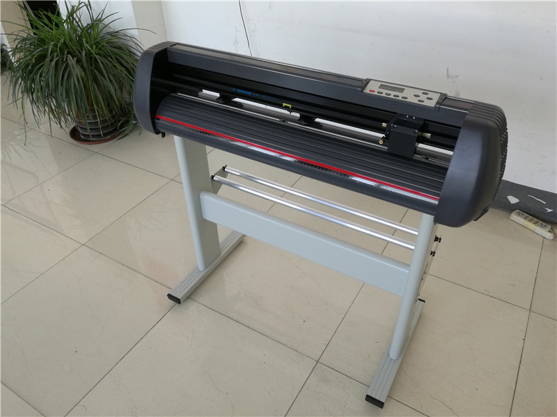 Free Artcut software cutting plotter BR-870 cutting width 800mm 90V-260V vinyl cutter USB type(China (Mainland))