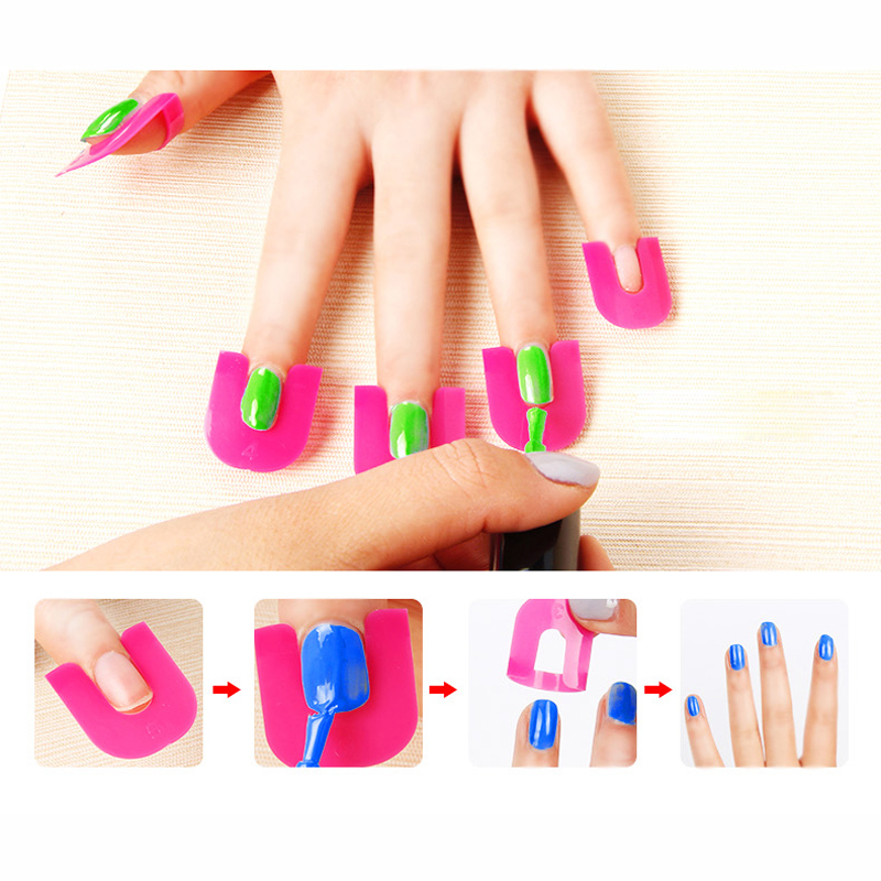 Wholesale Nail Art Finger Protector Manicure Tool Tips Finger Cover ...