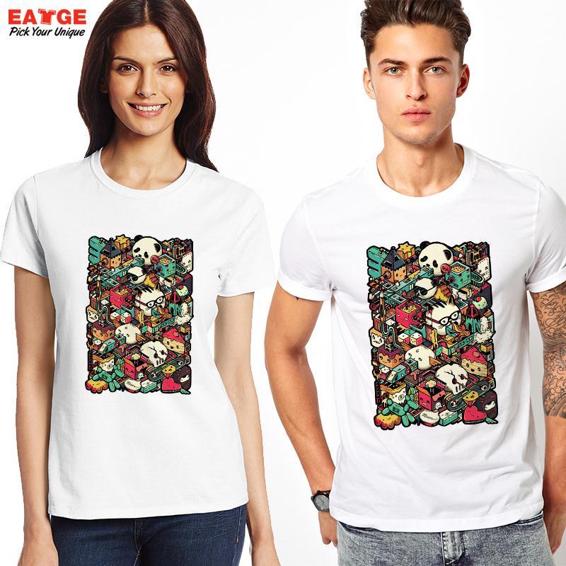 Стильные брендовые футболки