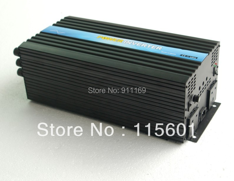 Electric vehicle drives/ Solar/wind Power DC 12v to AC 220v Pure Sine Wave Inverter& with good quality(China (Mainland))