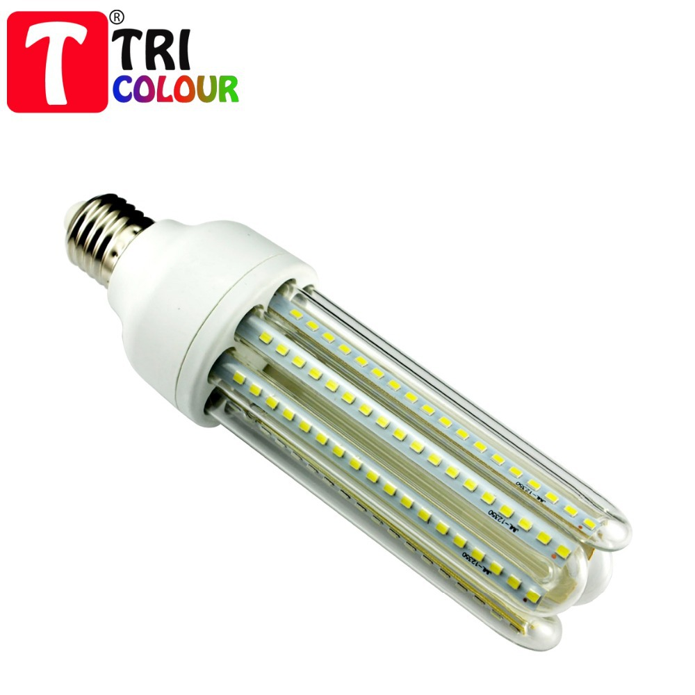 2pcs/lot NEW led 4u lamp bulb E27 15W 144-3528-LED Energy Saving Corn Light Bulb spotlight lighting 85-265v 110v 220v #LY12(China (Mainland))