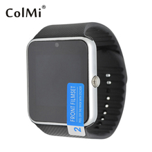 Smart Watch GT08 Clock Sync Notifier Support Sim Card Bluetooth Connectivity Samsung XiaoMi Android Phone Smartwatch Watch