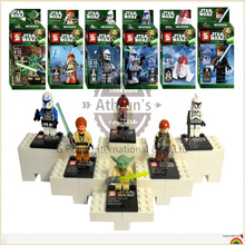 NEW!Star Wars SY195 TURTLES Building Bricks Blocks Sets Super Hero Figures Minifigures Learning Toys Compatible With Lego
