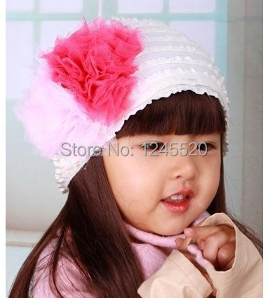 New Hot selling Children's Headbands With Big Ribbon Flower Baby Girl's Hair Acessories Headwear(China (Mainland))