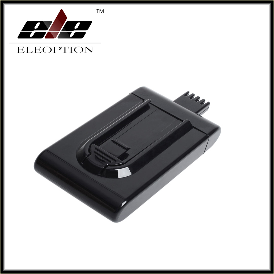 Eleoption 2000mah Vacuum Cleaner Battery Rechargeable Packs Replacement Cordless Bateria forDyson DC16 BP01 21.6V Li-ion(China (Mainland))
