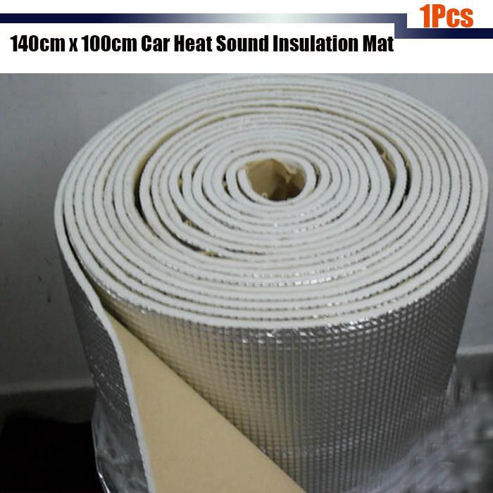 1Pcs-Car-Sound-Heat-Insulation-Mat-Pad-Aluminum-Foil ...