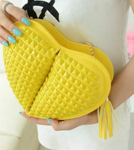 20pcs/lot Heart Shape handbag