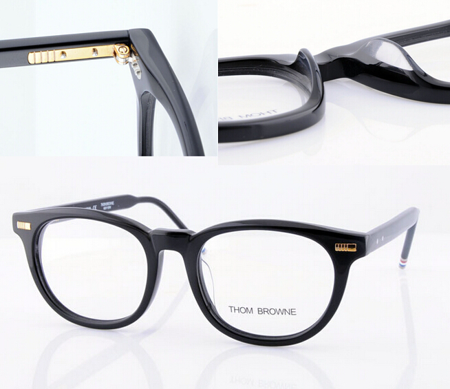 Glasses Frame Nyc : 2015 THOM BROWNE New York Brand TB Eyeglasses Frames ...