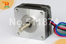 mini motor! Wantai 4-Lead Nema14Stepper Motor 35BYG104 650g-cm(10oz-in)0.4A 28mm CE ROHS ISO CNC 3D printer